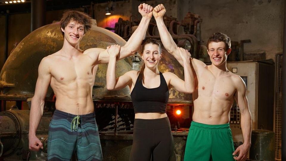 """Nur das schnellste Team gewinnt am 27. Mai 100.000 Euro im Finale von """"Team Ninja Warrior Germany""""."""