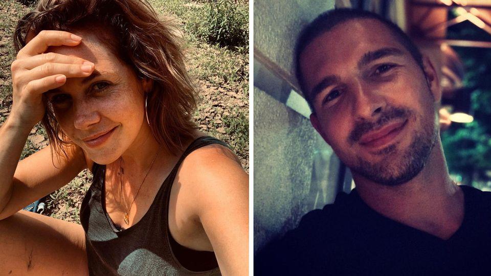 Felicitas Woll und Benjamin Piwko sind ein Paar.