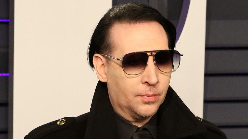 Marilyn Manson hat eine neue Serien-Rolle ergattert