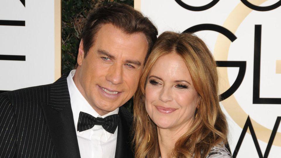John Travolta und Kelly Preston waren seit 1991 verheiratet.