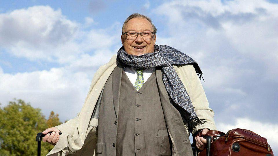 """Der MDR feiert den Schauspieler mit """"Legenden - Ein Abend für Jaecki Schwarz"""" (28.2., 20:15 Uhr)"""