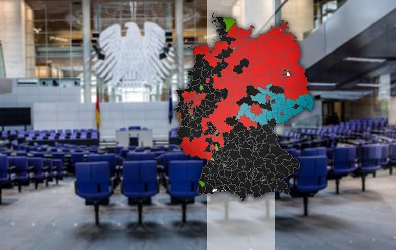 Bundestagswahl 2021 - wer sind die Gewinner?