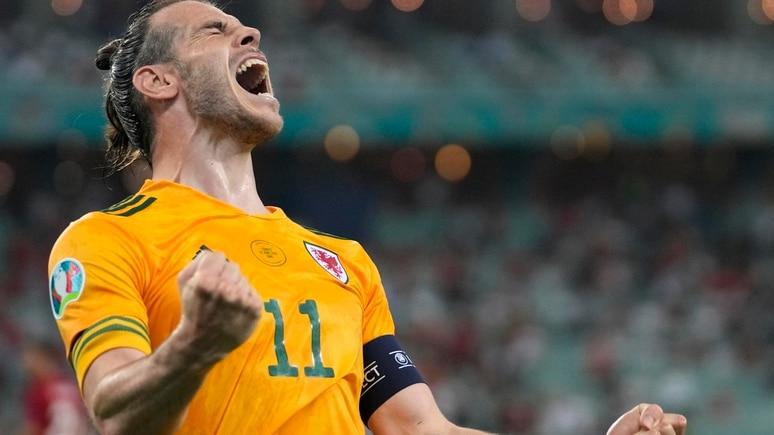 Fußball EM - Türkei - Wales