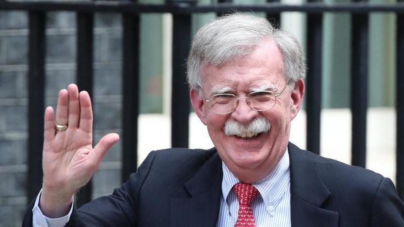 John Bolton Bolton war einst ein Vertrauter Trumps. Foto: Yui Mok/PA Wire/dpa