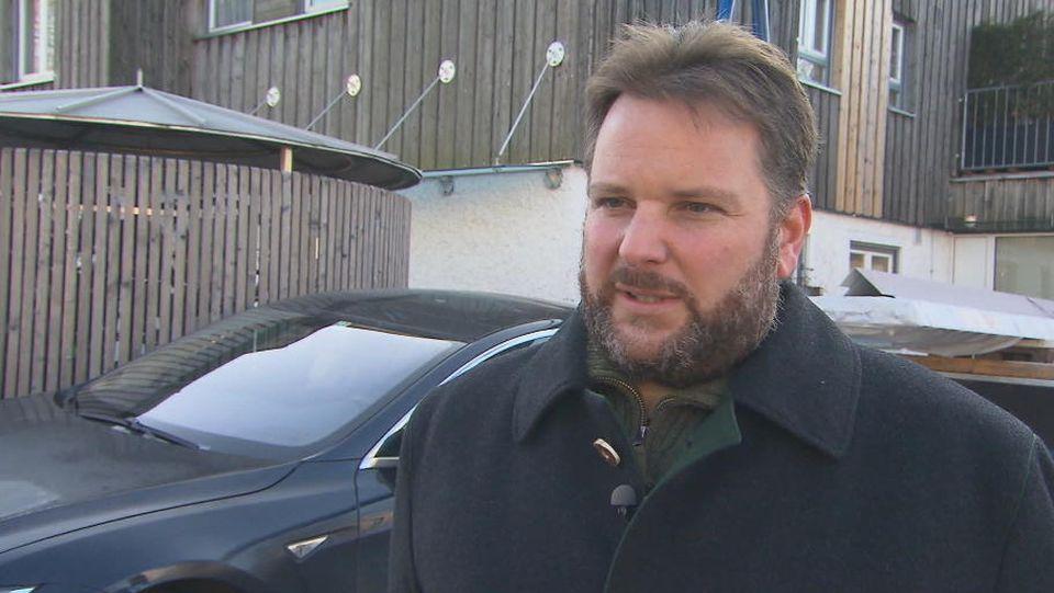Manfred Kick rettete einem Autofahrer das Leben