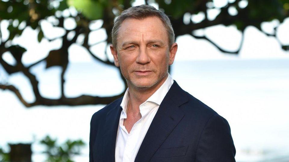 """Daniel Craig schlüpft in """"Bond 25"""" zum fünften Mal in die Rolle von Doppelnullagent James Bond"""