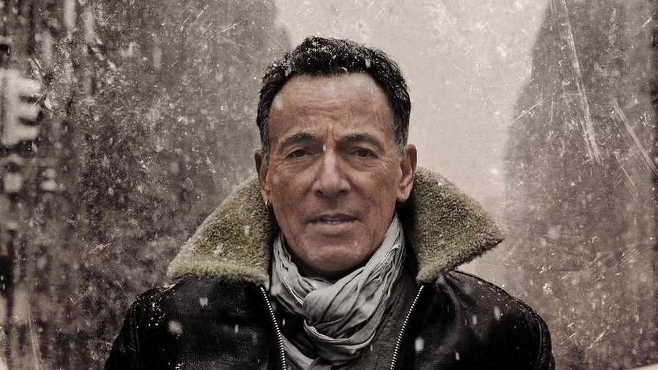 """The Boss"" Bruce Springsteen bringt im Oktober sein 20. Studioalbum heraus."