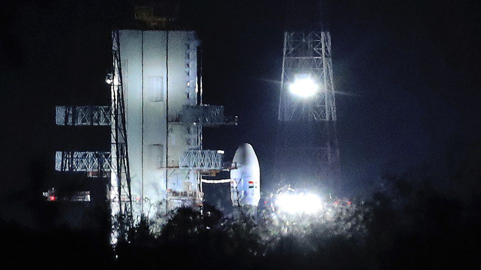 Indien bläst erste Mondlandungsmission ab