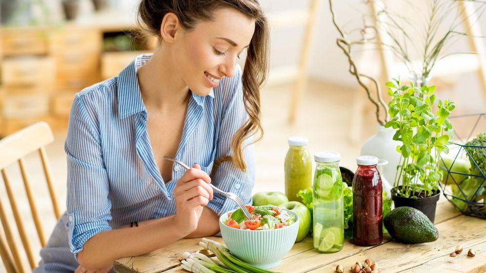 Eine Ernährungsumstellung ist immer ein Prozess