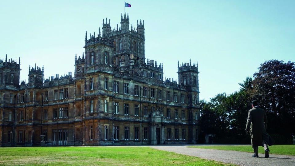 Kinotaugliche Kulisse: Downton Abbey