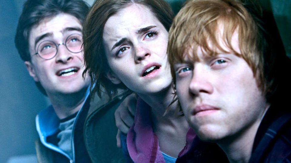 \'Harry Potter und die Heiligtümer des Todes-Teil 2\'