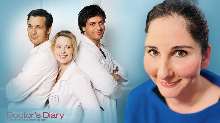 "RTL-Reporterin Nina Pal Singh ist großer Fan von ""Doctor's Diary""."