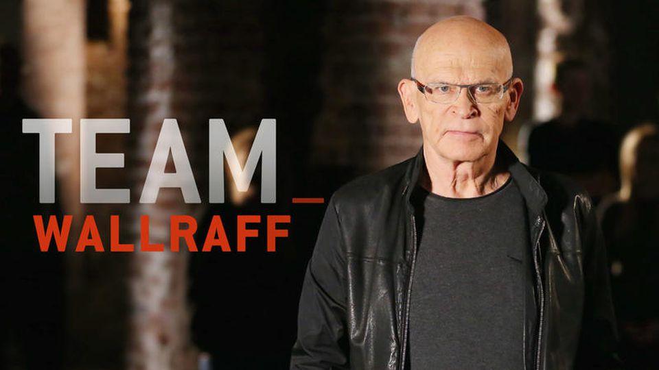 Team Wallraff - Reporter undercover
