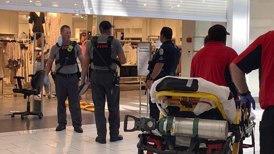 USA: Achtjähriger Junge in Einkaufszentrum erschossen.