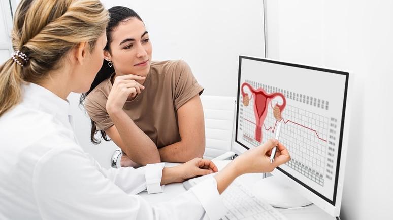 Sollte man einen Arzt aufsuchen, wenn die Periode zu stark ist?
