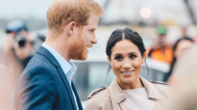 Herzogin Meghan wird Prinz Harry nicht nach London begleiten.