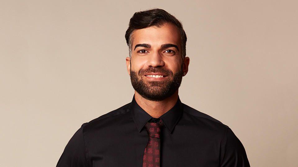 Ex-Bachelorette Kandidat Rafi Rachek zieht in den Promi-Container.