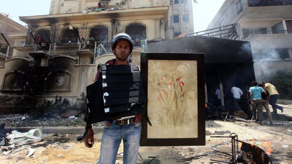Ägypten, Mursi, Proteste