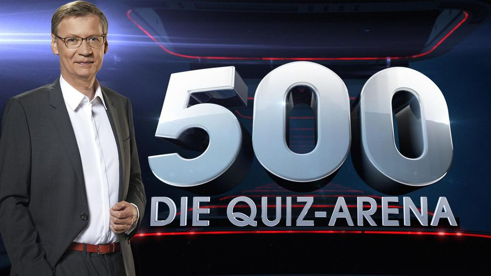 500 - Die Quiz-Arena mit Günther Jauch Foto: RTL / Ruprecht Stempell