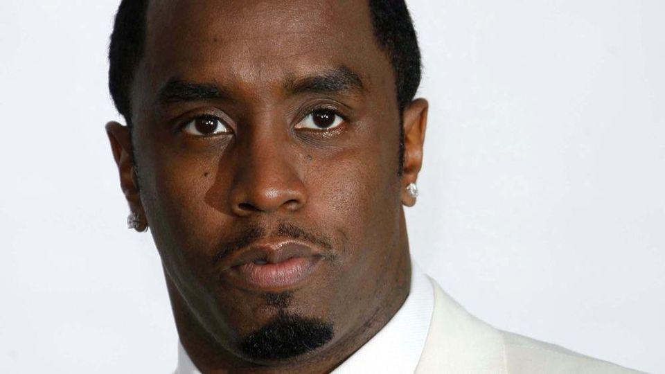 """Sean """"Diddy"""" Combs ist ein echter Gentleman"""