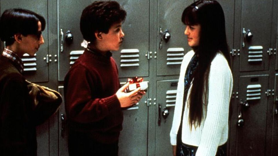 """Die Serie """"Wunderbare Jahre"""" (1988-93), mit Josh Saviano, Fred Savage, Danica McKellar"""
