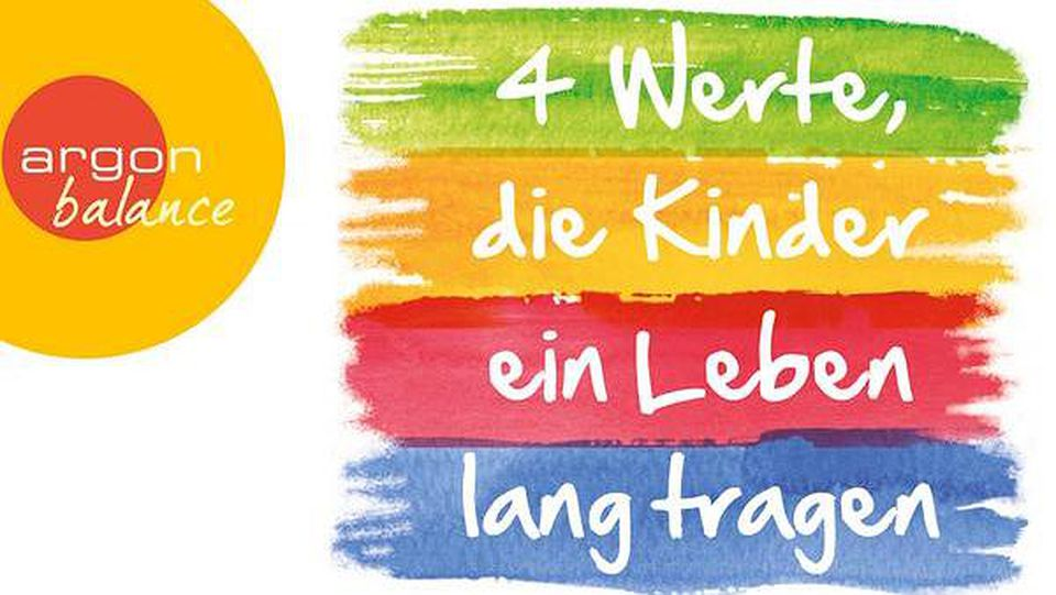 """""""Vier Werte, die Kinder ein Leben lang tragen"""": Gleichwürdigkeit, Integrität, Authentizität und Verantwortung."""