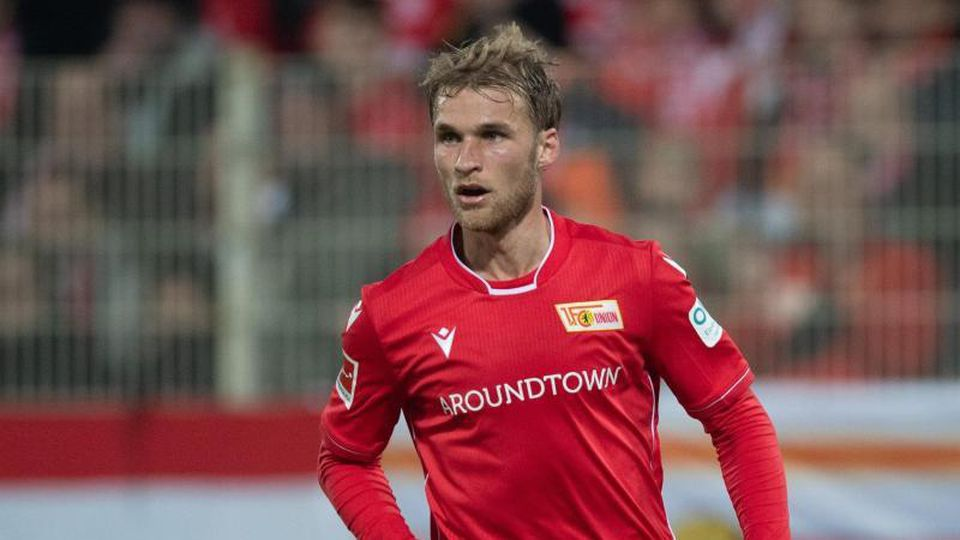 Sebastian Andersson, Neuzugang beim 1.FC Köln. Foto: Soeren Stache/zb/dpa/Archiv