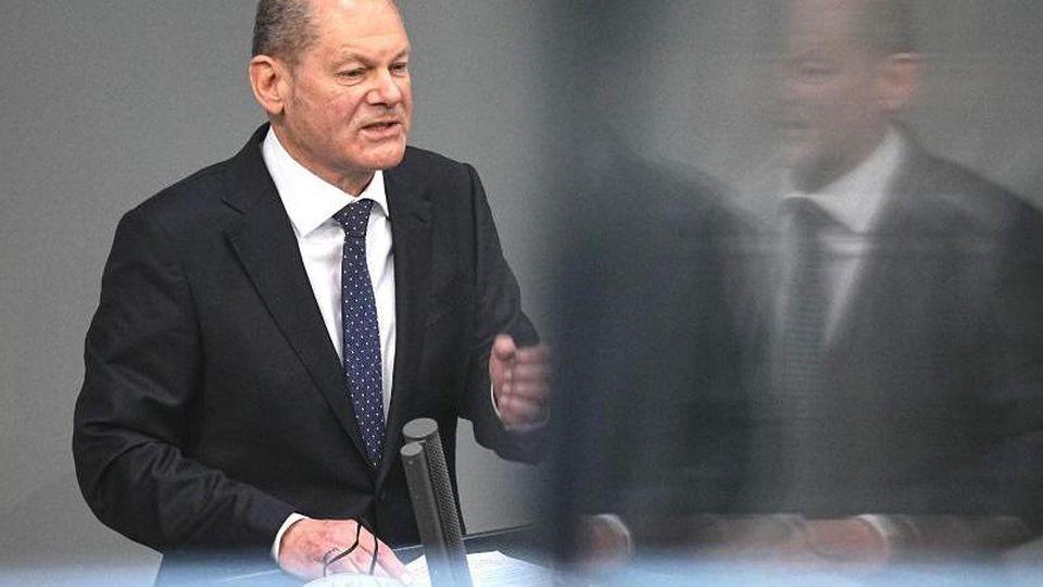 Olaf Scholz (SPD), Bundesminister der Finanzen. Foto: Michael Kappeler/dpa
