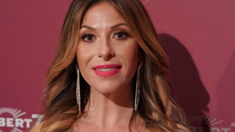 Ex-VIVA-Moderatorin Gülcan Kamps erwartet ihr erstes Kind.