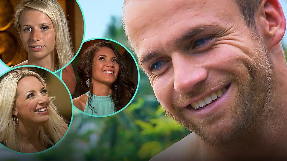 Sorge um eine Rose muss sich Philipp diese Woche ganz sicher nicht machen. Egal ob Pam, Carina oder Carolin. Alle wollen IHN.