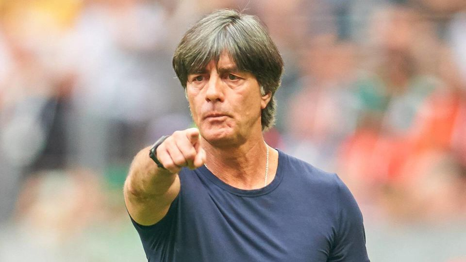 Germany - Mexico, Soccer, Moscow, June 17, 2018 DFB headcoach Joachim Jogi LOEW, LÖW, GERMANY - MEXICO FIFA World Cup WM Weltmeisterschaft Fussball 2018 RUSSIA, Group F, Season 2018/2019, June 17, 2018 L u z h n i k i Stadium in Moscow, Russia. Photo