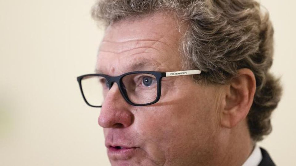 Bernd Buchholz (FDP), Verkehrsminister in Schleswig-Holstein. Foto: Frank Molter/dpa/Archivbild