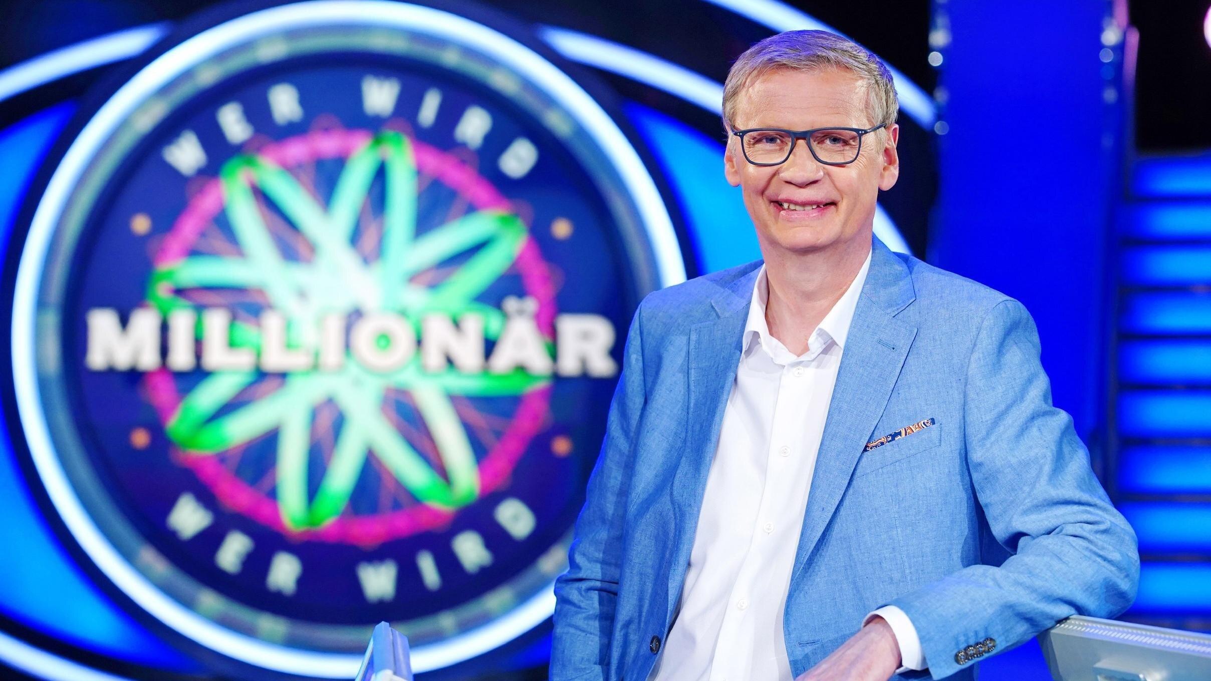 Günther Jauch, einer der beliebtesten und erfolgreichsten Moderatoren Deutschlands.