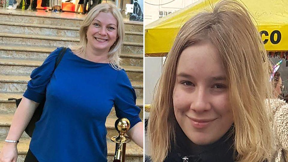Mutter und Tochter in München vermisst