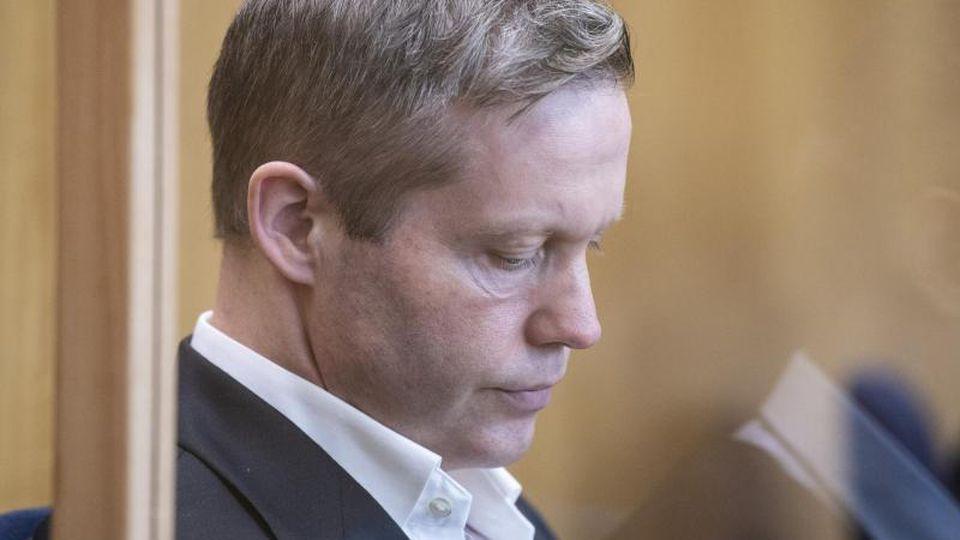 Der mutmaßliche Haupttäter Stephan Ernst hat angekündigt auszusagen. Foto: Boris Roessler/dpa