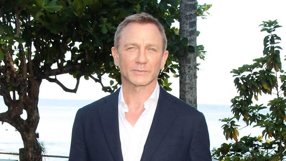 Daniel Craig kehrt im kommenden Jahr zum letzten Mal als James Bond zurück