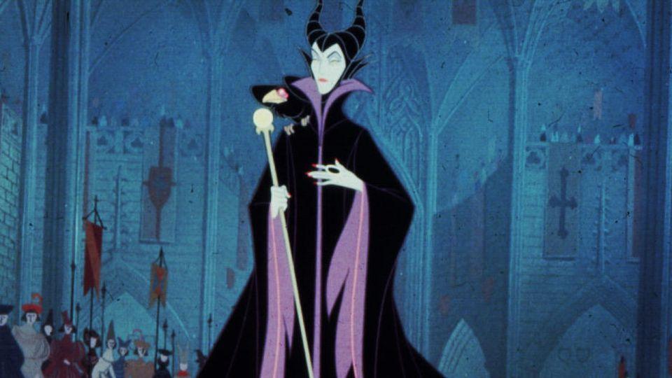 "Malefiz in Disney's ""Dornröschen"""