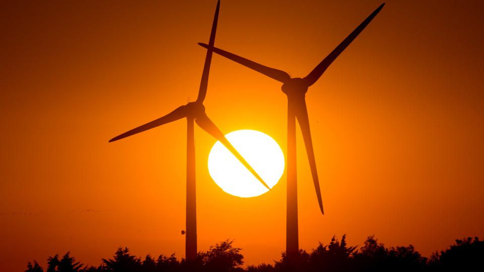 Erneuerbare Energien in Schleswig-Holstein