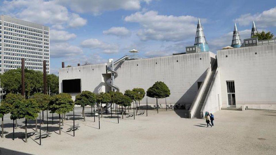 Die Bundeskunsthalle in Bonn. Foto: Oliver Berg/dpa/Archivbild