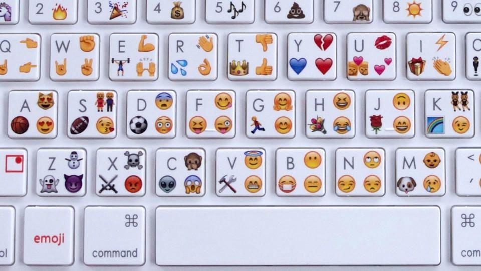 emoji tastatur macht smileys tippen am computer ganz leicht. Black Bedroom Furniture Sets. Home Design Ideas