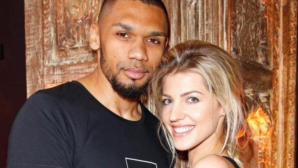 Dominic und Sarah Harrison werden bald zum zweiten Mal Eltern.