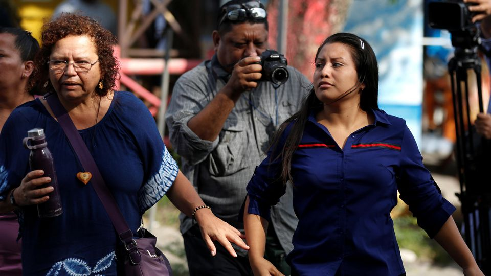 Evelyn Hernández muss wieder vor Gericht
