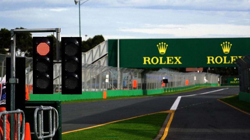 Der Saisonauftakt in der Formel 1 hätte im Albert Park in Melbourne stattfinden sollen.
