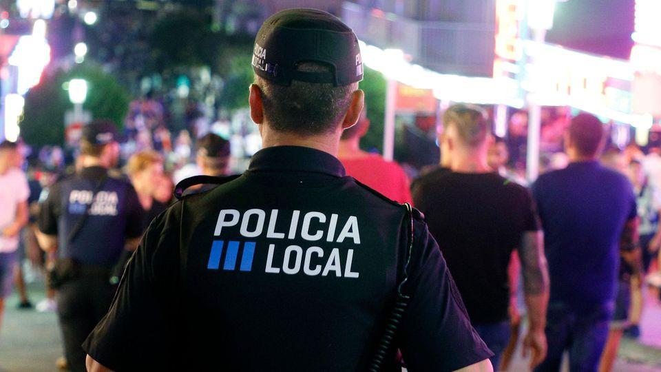 Die Polizei in Palma de Mallorca machte eine gruseligen Fund. (Symbolbild)