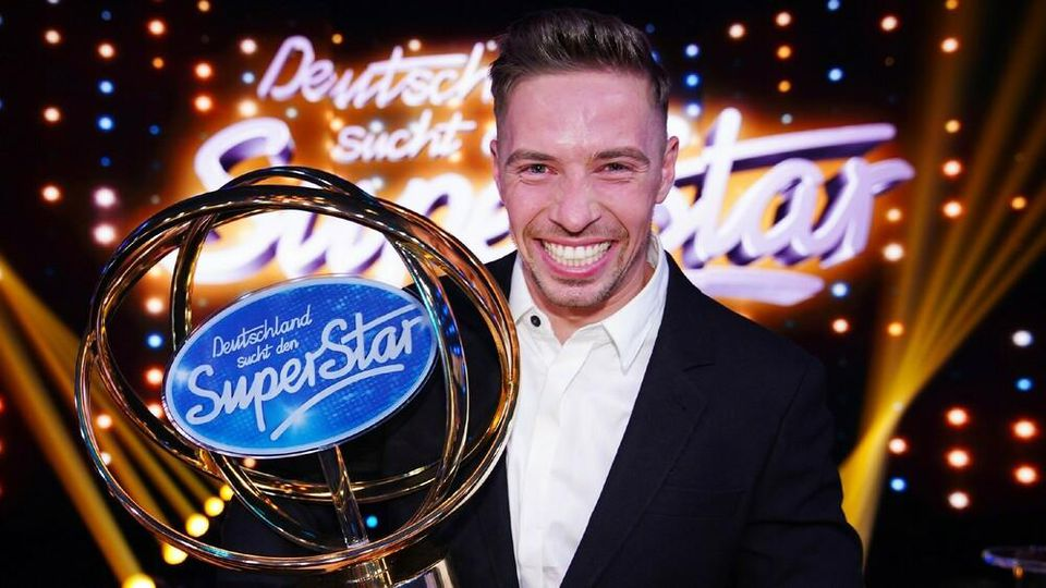 "Ramon Roselly wurde zum ""Superstar 2020"" gekürt."