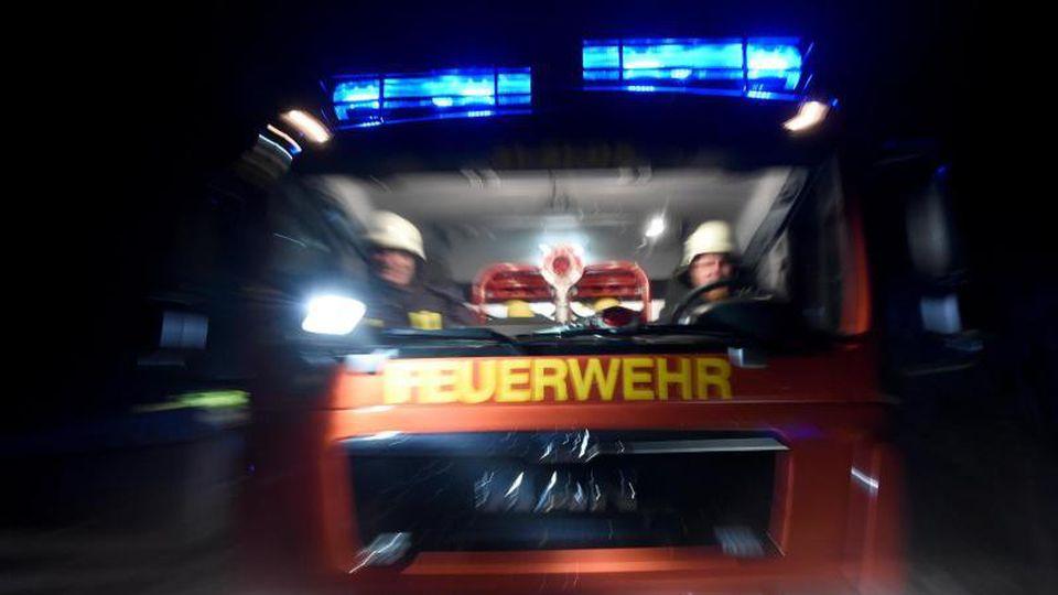 In einer Münchner Pizzeria kam es am Samstagmorgen zu einer Explosion.