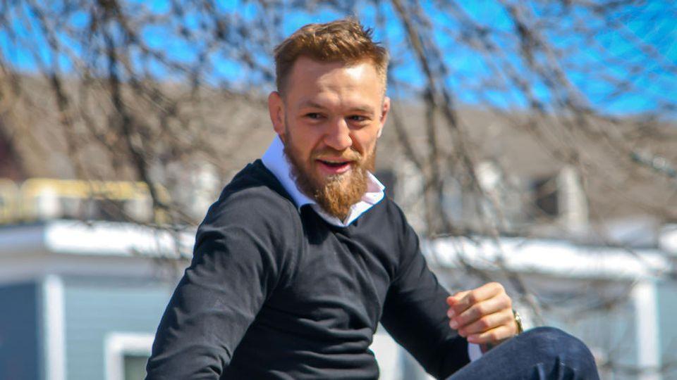 Conor McGregor ist zum dritten Mal Vater geworden