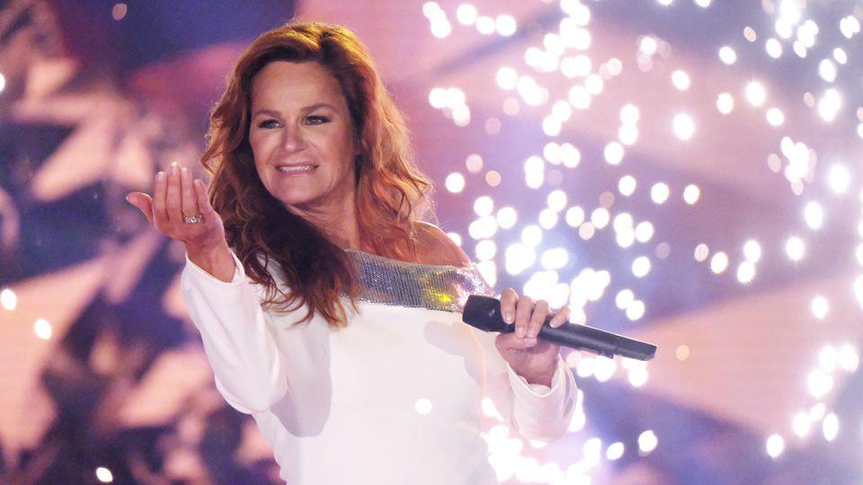 Andrea Berg freut sich auf ihre Arena-Tour 2020.
