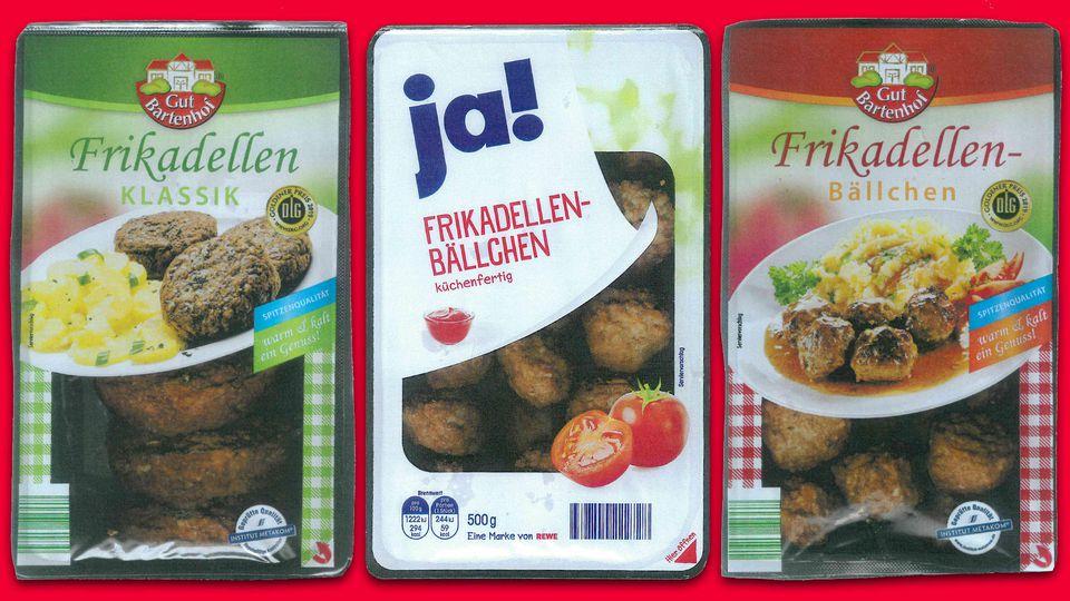 Hersteller ruft Frikadellen aus Supermärkten in sieben Bundesländern zurück - Warnung vor Verzehr