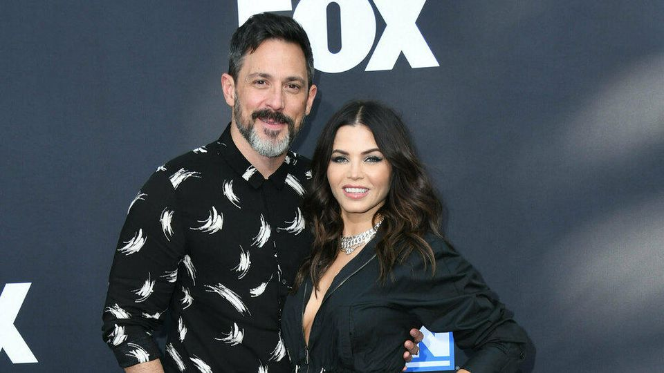 "Steve Kazee und Jenna Dewan bei der ""WWE 20th Anniversary Celebration"" in Los Angeles"